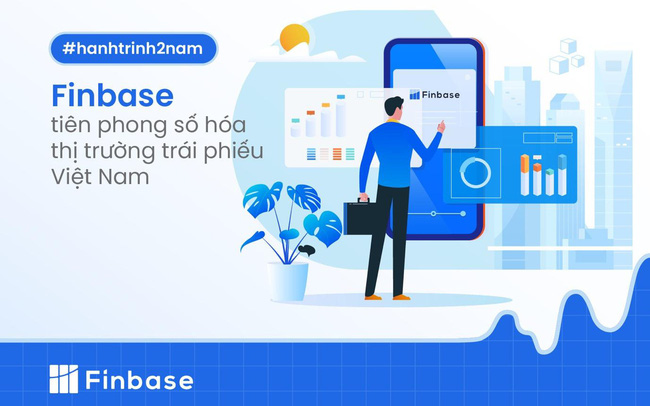 Finbase và hành trình đưa công nghệ khai phá thị trường trái phiếu doanh nghiệp
