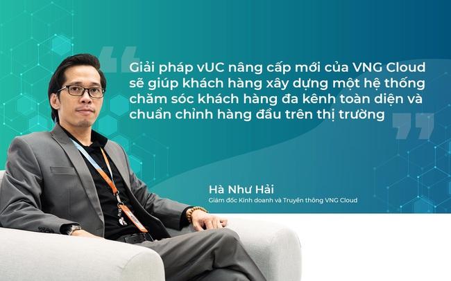 VNG Cloud nâng cấp giải pháp tổng đài thông minh vUC với nhiều ưu đãi