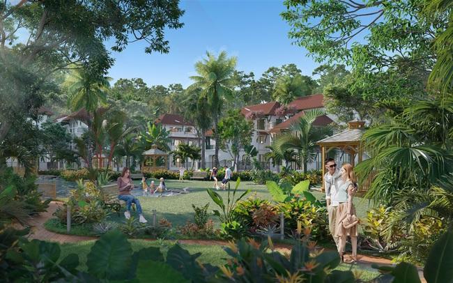"""Phân khu Tropical Park của """"ngôi làng nhiệt đới"""" được săn đón"""