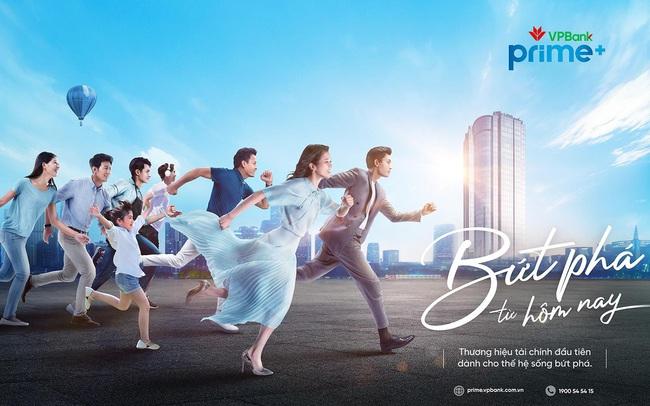 Thương hiệu tài chính dành riêng cho thế hệ sống bứt phá: VPBank Prime