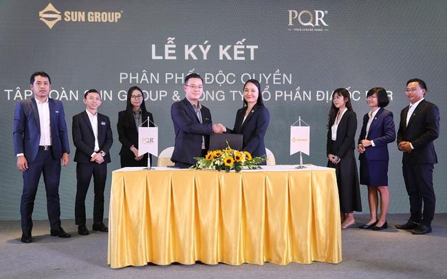 Địa ốc PQR phân phối độc quyền shophouse Gateway dự án Sun Grand City New An Thoi
