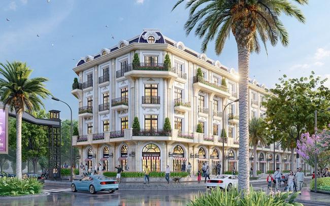 Đầu tư sinh lời và tận hưởng cuộc sống tiện nghi tại shophouse D'. Metropole Hà Tĩnh