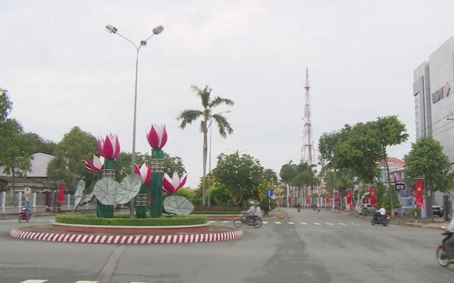 Thị xã Kiến Tường trở thành đô thị loại III vào năm 2022