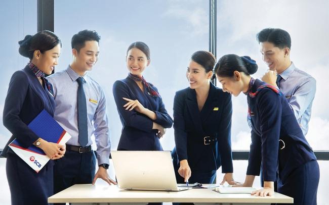 """SCB được HR Asia vinh danh là """"Nơi làm việc tốt nhất Châu Á 2021"""""""