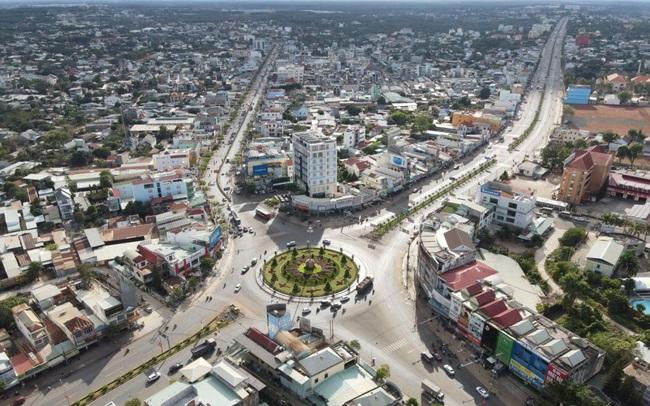Bình Phước – đô thị vùng biên phát triển bứt phá 2021