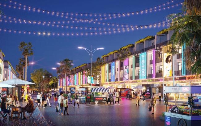 """Shophouse Kosy City Beat Thai Nguyen – """"một điểm đến, đa dịch vụ"""""""