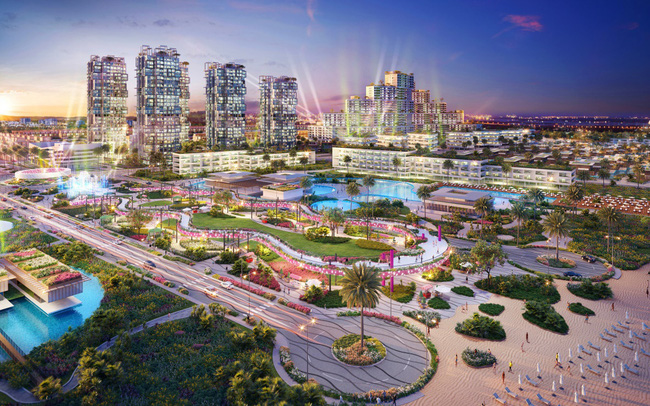 Thanh Long Bay định hướng trở thành mô hình kinh tế đêm lớn bậc nhất Bình Thuận