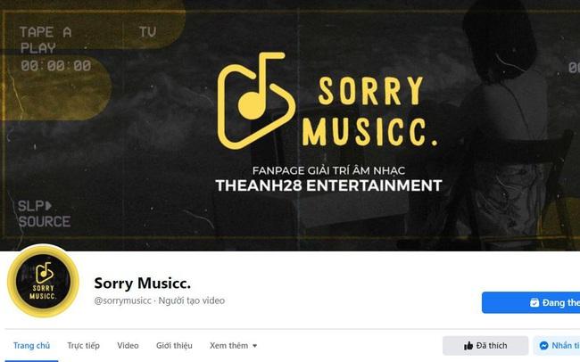 Fanpage Sorry Musicc. - Nơi âm nhạc là phương tiện giúp bạn trải lòng