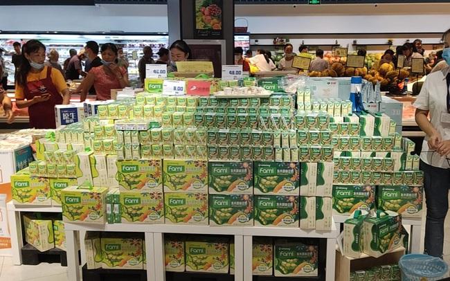 Sữa đậu nành Fami của Vinasoy chinh phục thành công thị trường Trung Quốc và Nhật Bản