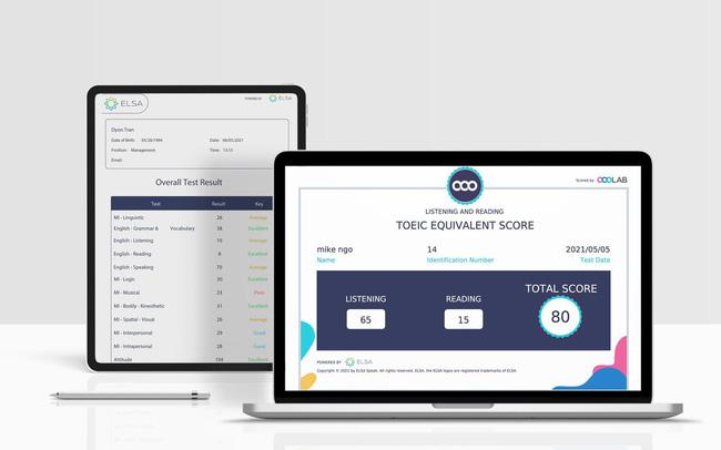 Startup Việt ELSA kết hợp cùng OOOLAB giới thiệu gói dịch vụ mới