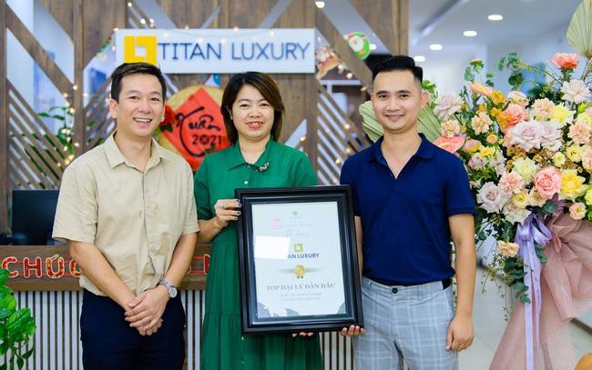 Những giải thưởng danh giá của Titan Luxury tại Ecopark