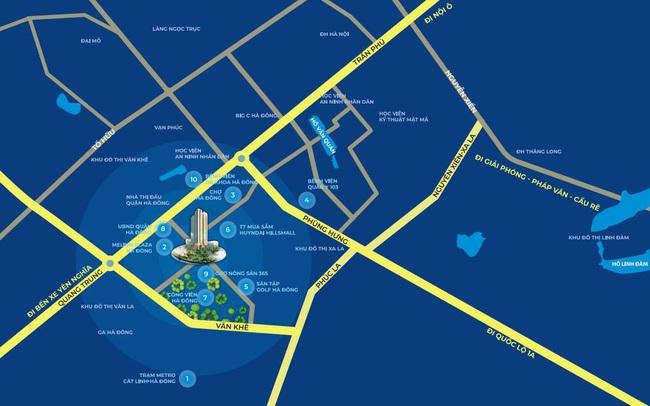Phú Thịnh Green Park: Căn hộ tầm trung đáng sở hữu