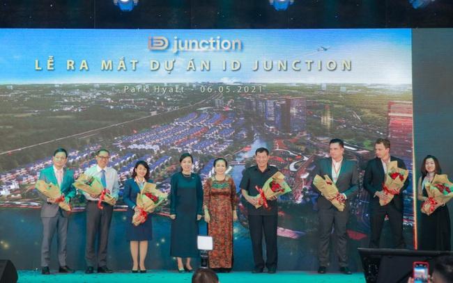 """Lễ ra mắt dự án ID Junction - Khu đô thị """"sống xanh"""" ở Long Thành (Đồng Nai)"""