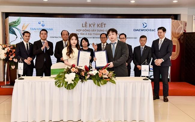 """Tập đoàn Tân Á Đại Thành hợp tác cùng Daewoo E&C xây dựng """"phố Hàn Quốc"""" tại Meyhomes Capital Phú Quốc"""