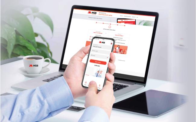 Đột phá mùa dịch: Mở tài khoản doanh nghiệp MSB trực tuyến, giao dịch ngay