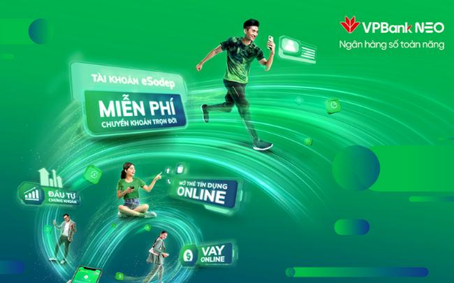 VPBank ra mắt VPBank NEO - nền tảng ngân hàng số toàn năng tiên phong tại Việt Nam