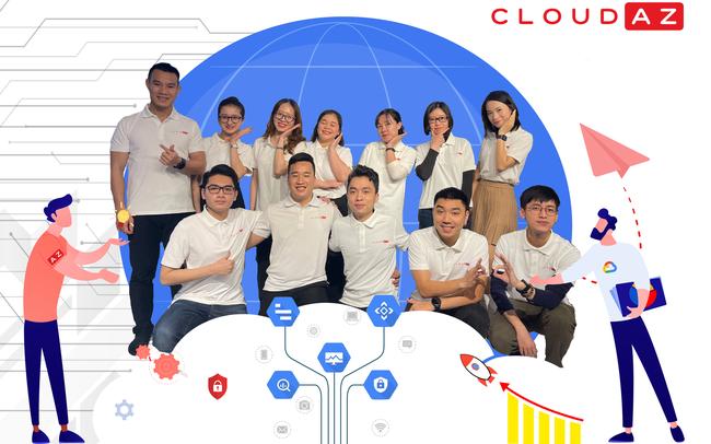 CloudAZ : Điện toán đám mây là vật liệu để xây dựng doanh nghiệp số