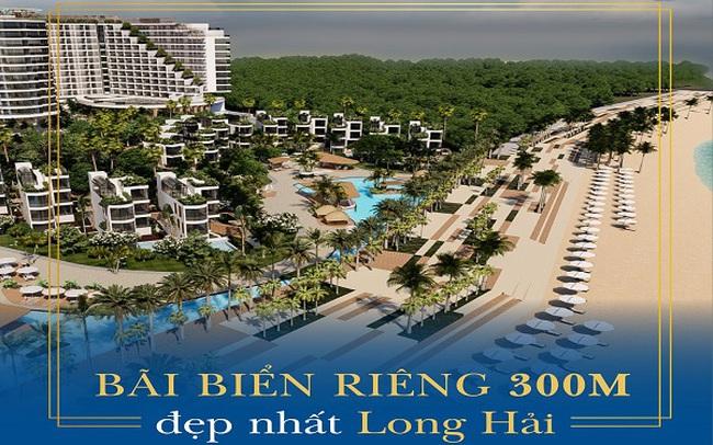 """""""Charm Resort Long Hải"""" cơ hội đầu tư sáng giá"""