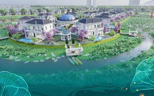 Vườn Vua Resort & Villas đáp ứng đa dạng nhu cầu kép đầu tư bất động sản nghỉ dưỡng