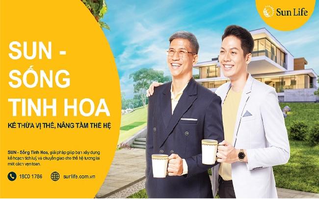 Sun Life Việt Nam ra mắt sản phẩm mới dành cho khách hàng cao cấp
