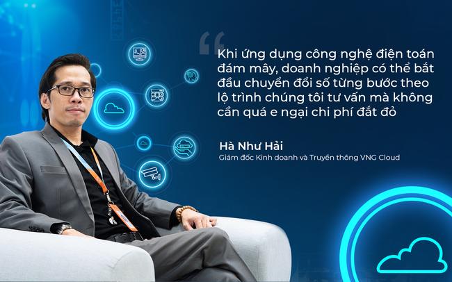 """VNG Cloud """"bắt tay"""" VPBank SME giúp doanh nghiệp chuyển đổi số toàn diện"""