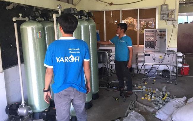 Nghi vấn thông tin sai lệch về dự án hạn mặn của Thủy Tiên năm 2020, Karofi nói gì?