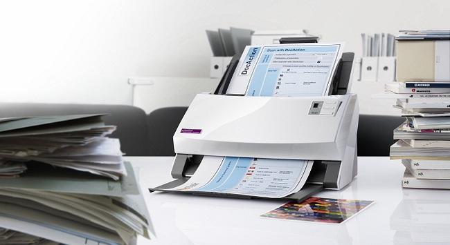 """Hội thảo """"Máy scan Plustek và các ứng dụng quản trị tài liệu số"""""""