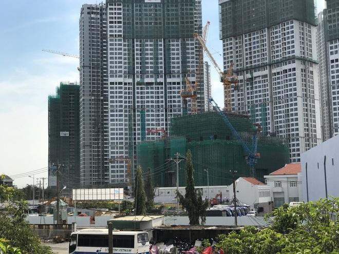 Thị phần căn hộ Sài Gòn: Novaland thống lĩnh, Hưng Thịnh Land vươn lên bất ngờ