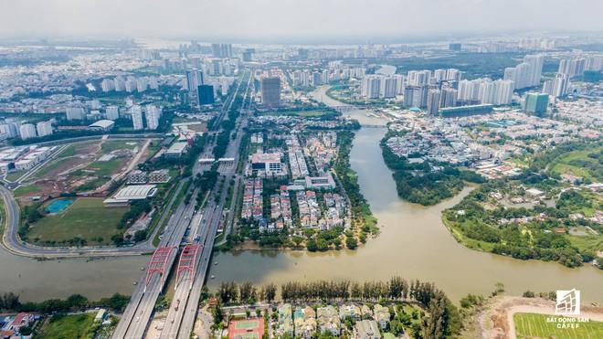 Toàn cảnh đại lộ tỷ đô đã tạo nên một thị trường bất động sản rất riêng cho khu Nam Sài Gòn Toàn cảnh đại lộ tỷ đô đã tạo nên một thị trường bất động sản rất riêng cho khu Nam Sài Gòn hinh chu 6 15672204494281537190282