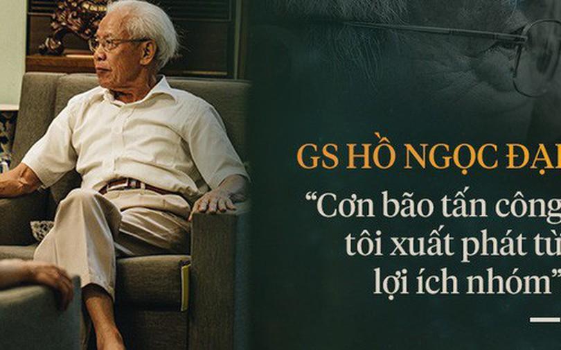 """GS Hồ Ngọc Đại: """"Ngô Bảo Châu không phải học trò tôi tự hào nhất mà là một cậu sửa xe"""""""
