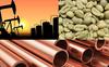 Thị trường ngày 3/6: Giá dầu tiến sát 40 USD/thùng, đồng và cao su cao nhất nhiều tuần
