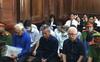 XỬ VỤ THẤT THOÁT Ở NGÂN HÀNG ĐÔNG Á: Chỉ 17/163 tổ chức, cá nhân bị tòa triệu tập có mặt!
