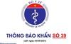 Bộ Y tế khẩn tìm người đến 4 địa điểm ở Đà Nẵng