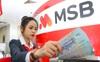 Ngày 8/10, MSB chốt danh sách cổ đông trả cổ tức tỷ lệ 30%