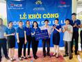 Quỹ Hành Trình Xanh cùng NCB tài trợ xây cầu tại Đồng Tháp