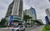 Cận cảnh khu đất công làm bãi xe biến hình thành cao ốc ở Hà Nội
