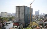 Ba năm xử phạt 540 tỷ đồng các công trình sai phạm xây dựng