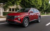 Hyundai Tucson 2022 có giá gần 25.000 USD