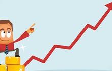"""Nhà đầu tư Việt cũng """"cuồng"""" chứng khoán, VnIndex tăng mạnh 12 điểm"""