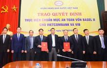 Vietcombank đáp ứng chuẩn mực Basel II ở Việt Nam