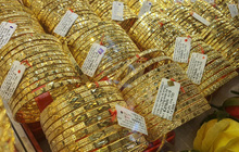 Giá vàng được dự báo sớm lên 1.700 USD/ounce