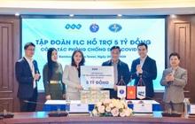 Thêm một nghĩa cử đẹp: Tập đoàn FLC trao 5 tỷ đồng hỗ trợ phòng chống dịch bệnh Covid–19