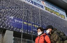 Số ca nhiễm tăng hơn 2000% trong 1 tuần, chỉ 1 bệnh nhân khiến Hàn Quốc lao đao như thế nào?