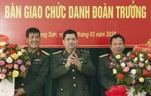 Điều động bổ nhiệm nhân sự quân đội