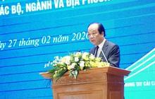 Bộ trưởng Mai Tiến Dũng: Xây dựng Chính phủ điện tử phải gắn kết ứng dụng CNTT và cải cách hành chính