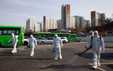 Bloomberg: Các mô hình dịch tễ học dự báo 10.000 người nhiễm corona ở Hàn Quốc trong tháng 3
