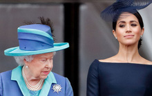 """Trước cáo buộc """"vô lễ"""" với Nữ hoàng Anh, Meghan Markle ca thán với bạn bè và tiết lộ một số thông tin gây sốc về hoàng gia"""