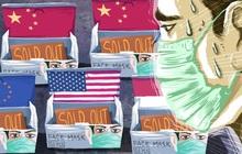 """Không chỉ ở Trung Quốc hay Việt Nam, """"cơn khát"""" khẩu trang đang lan ra toàn cầu"""