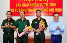 Hai tướng lĩnh quân đội nhận nhiệm vụ mới