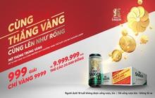"""SABECO chia sẻ niềm tự hào Việt Nam với chương trình tri ân khách hàng """"Cùng thắng vàng, Cùng lên như Rồng"""""""